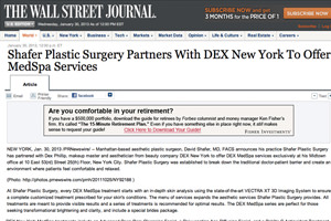 Shafer Clinic Fifth Avenue News and Press